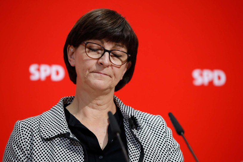 Saskia Esken /ODD ANDERSEN /AFP