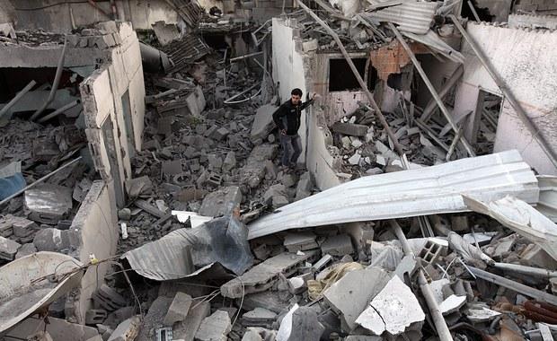 Sasnal: Siła Hamasu ma się nijak do potężnej siły Izraela