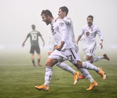 Sassuolo Calcio - Torino 3-3 w meczu 5. kolejki Serie A