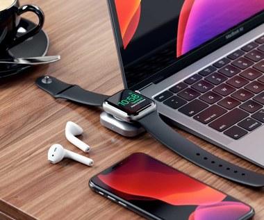 Satechi USB-C Magnetic Charging Dock - ładowarka dla Apple Watch