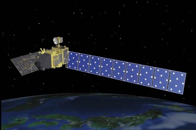 Satelita ALOS to kosmiczny śmieć /materiały prasowe
