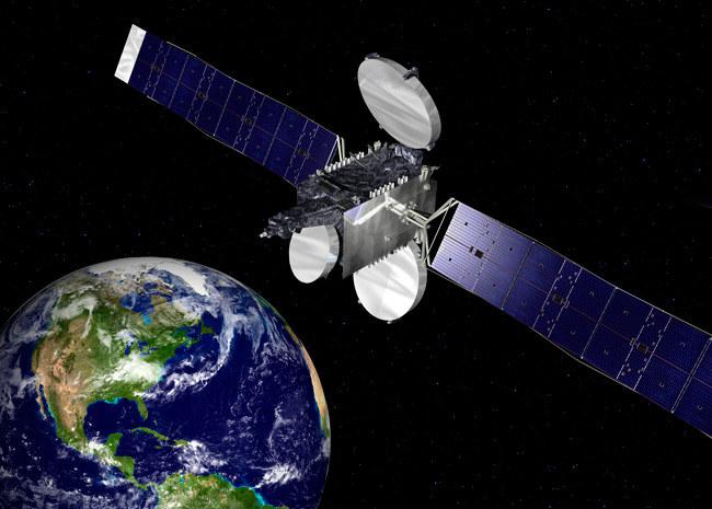 Satelita Intelsat /materiały prasowe