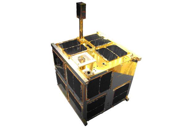 Satelita Lem funkcjonuje prawidłowo /materiały prasowe