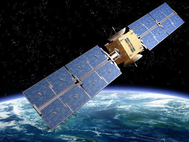 Satelita Micius / inf. prasowa /&nbsp