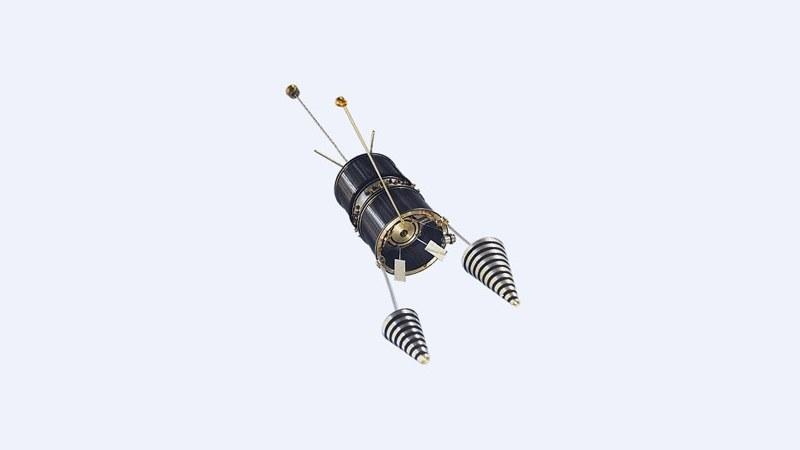 Satelita typu Goniec /materiały prasowe