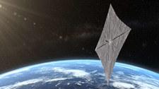 Satelita z żaglem słonecznym wkrótce na orbicie