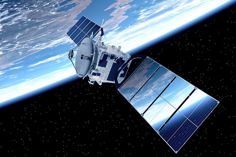 Satelity Starlink /materiały prasowe