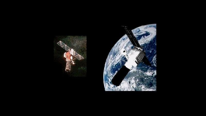 Satelity typu Oko i Oko-2 Źródło: Encyclopedia Astronautica /Kosmonauta