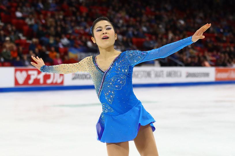 Satoko Miyahara /AFP