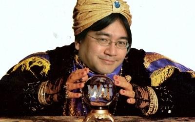 Satoru Iwata postanowił się przekwalifikować? /gram.pl
