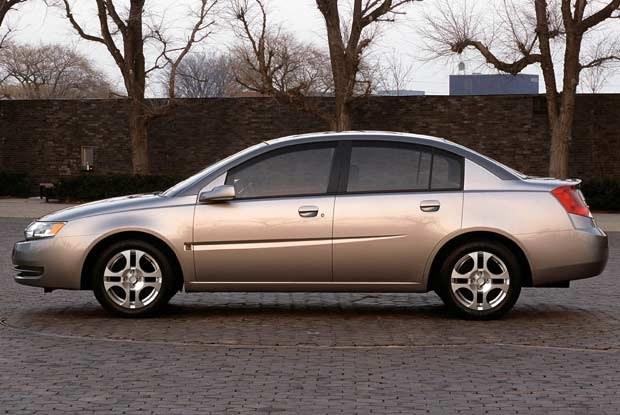 Saturn ION sedan (kliknij) /INTERIA.PL