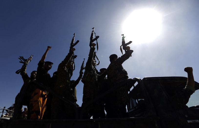Saudyjczycy chcą, by władzę w Jemenie całkowicie przejął prawowity prezydent Hadi /MOHAMMED HUWAIS /AFP