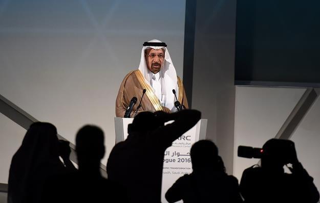 Saudyjski minister ds. ropy naftowej, Khalid al-Falih /DM BOŚ S.A.