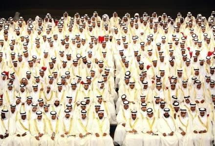 Saudyjski rząd zachęca wszystkich do małżeństw organizując np. masowe śluby i płacąc posagi /AFP