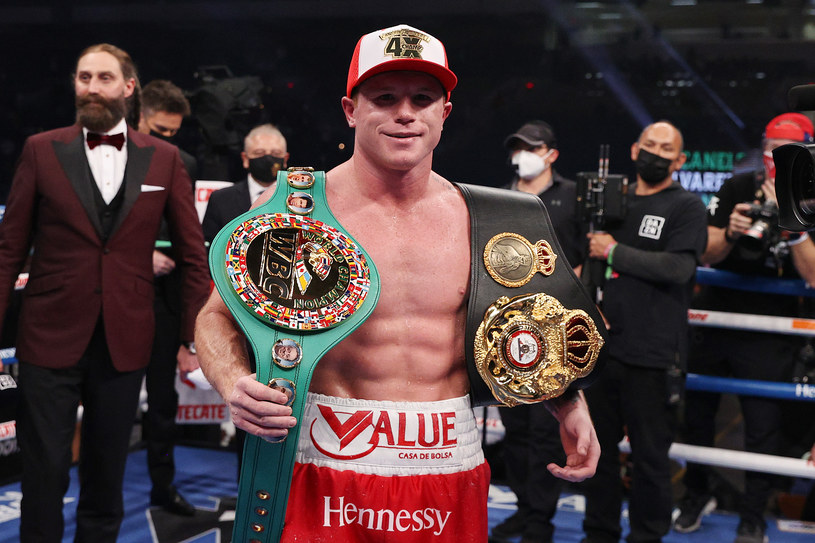 Saul Alvarez /EDDIE MULHOLLAND /Getty Images