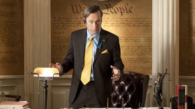 Saul Goodman (Bob Odenkirk) /materiały prasowe