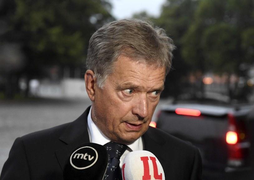 Sauli Niinisto /AFP
