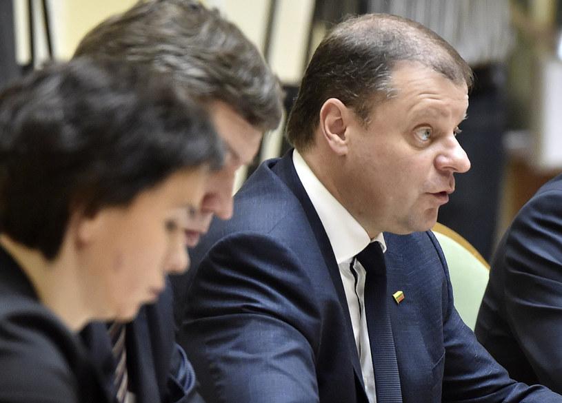 Saulius Skvernelis /AFP