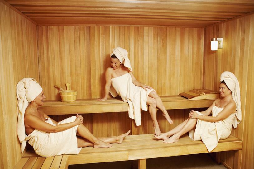 sauna korzystanie /© Photogenica