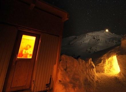 Sauna oczyszcza ciało i umysł /AFP