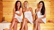 Sauna - sposób na rozgrzanie jesienią