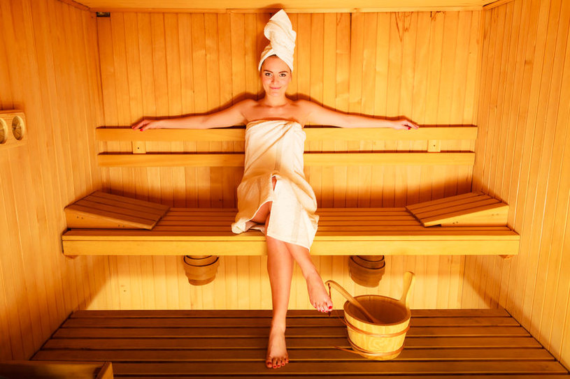 Sauna /©123RF/PICSEL