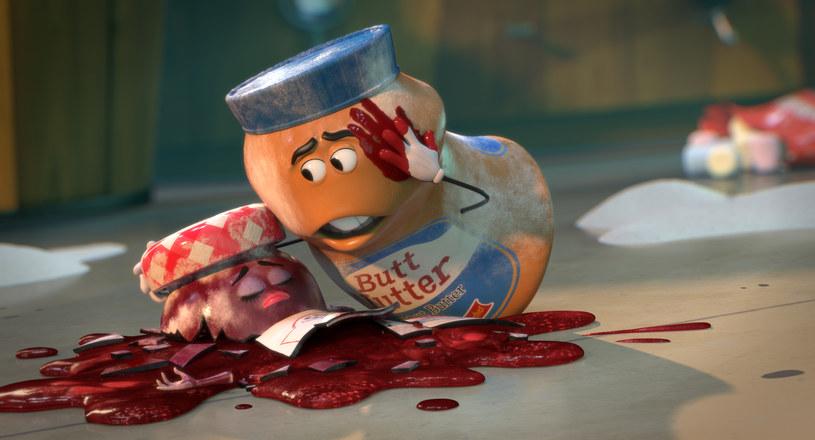 """""""Sausage Party"""" to animacja zdecydowanie dla dorosłych /materiały dystrybutora"""