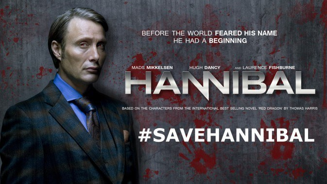 #SaveHannibal /internet