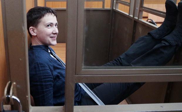 Sawczenko - cenna karta przetargowa i symboliczna ofiara