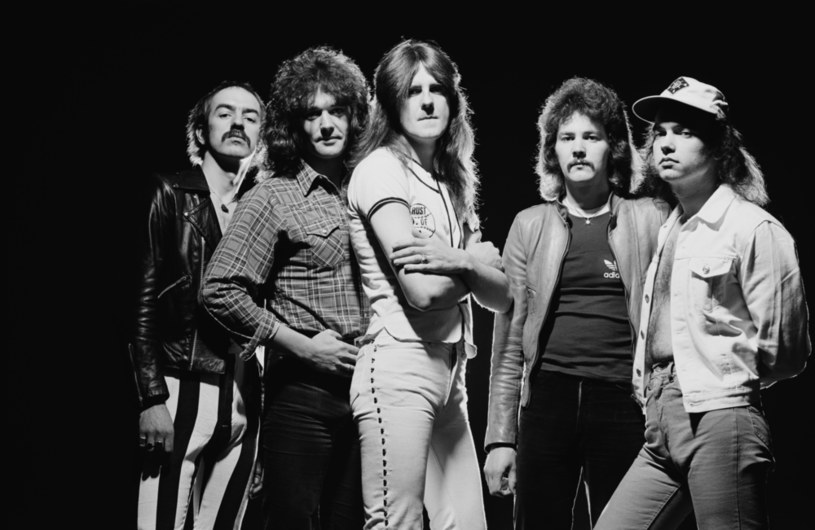 Saxon w 1979 r. /Fin Costello/Redferns /Getty Images