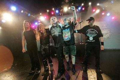 Saxon /Oficjalna strona zespołu