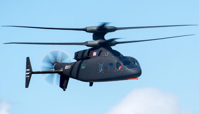 SB-1 Defiant. Fot. Sikorsky–Boeing /materiały prasowe