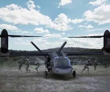 SB>1 Defiant i V-280 Valor - wojskowe śmigłowce jutra