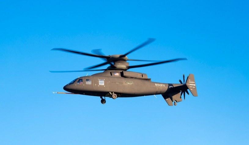 SB-1 Defiant zastąpi Black Hawk? /materiały prasowe