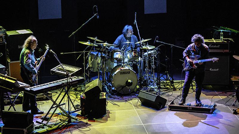SBB to legenda rocka improwizowanego i muzyki progresywnej /materiały prasowe