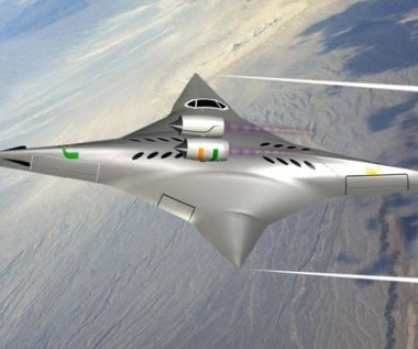 SBiDir-FW - nadzieja dla pasażerskich lotów ponaddźwiękowych