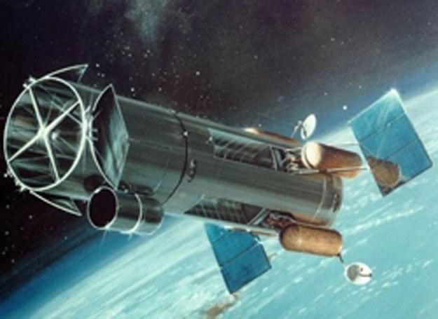 SBL, potężny laser chemiczny operujący z przestrzeni kosmicznej /MWMedia