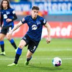 SC Freiburg - Hertha Berlin 4-1 w 13. kolejce Bundesligi. Grał Krzysztof Piątek