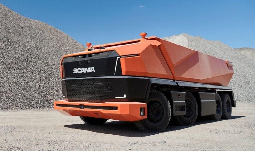 Scania AXL /materiały prasowe