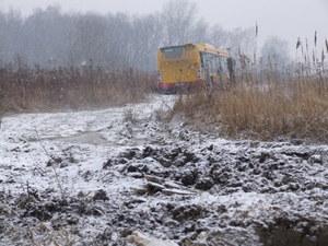 Scania w polu /RMF