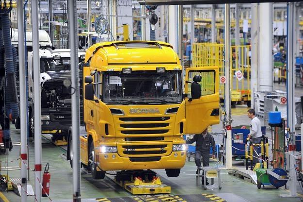 Scanie będzie należeć do Volkswagena? /AFP