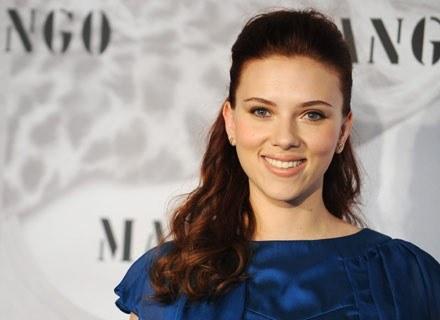 Scarlet Johansson została twarzą Mango /AFP
