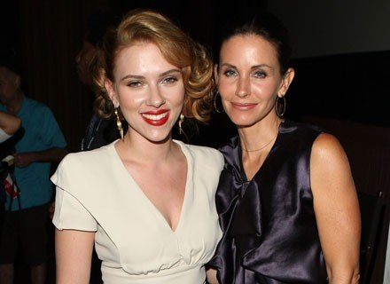 Scarlett i Courteney /Getty Images/Flash Press Media