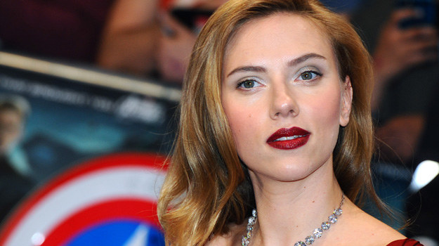 Scarlett Johannson /Anthony -Harvey /Getty Images