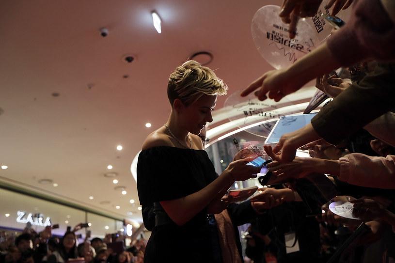 Scarlett Johannson /Woohae Cho /Getty Images