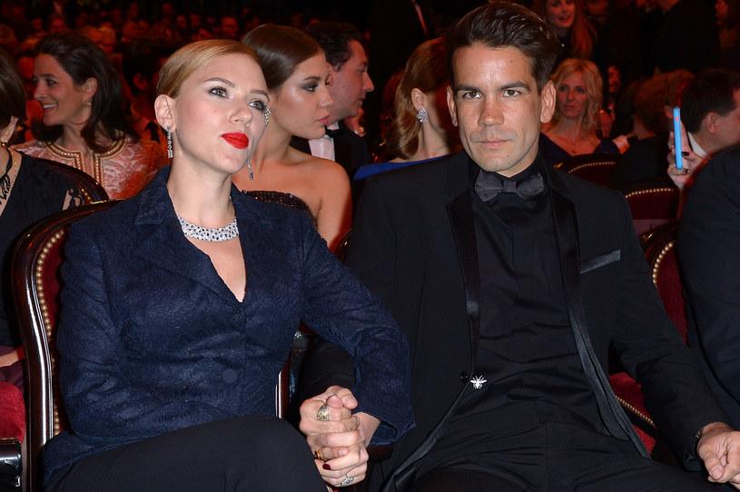 Scarlett Johansson i Romain Dauriac rozwiedli się /Dominique Charriau /Getty Images
