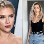 Scarlett Johansson ma sobowtóra! Są identyczne!