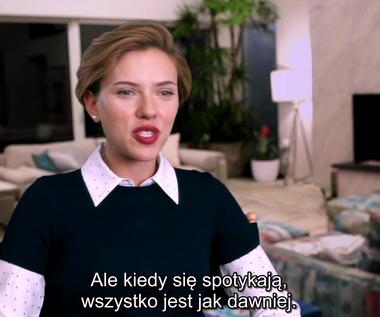 "Scarlett Johansson o filmie ""Ostra noc"""