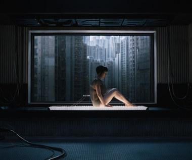 Scarlett Johansson: Odjechany świat przyszłości