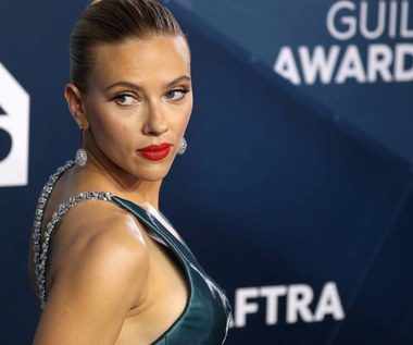 Scarlett Johansson oskarża Złote Globy o seksizm